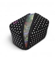 Bento lunch box + housse néoprène à pois Built