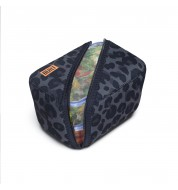 Bento lunch box + housse isotherme léopard Built