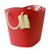 Panier multi-fonction rouge taille M