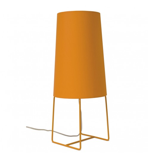 Minisophie Orange Fraumaier 46 À Poser Cm Lampe J3Tl1uFKc