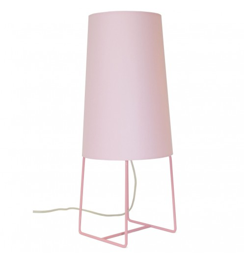 Lampe A Poser Rose Minisophie Fraumaier Decoration