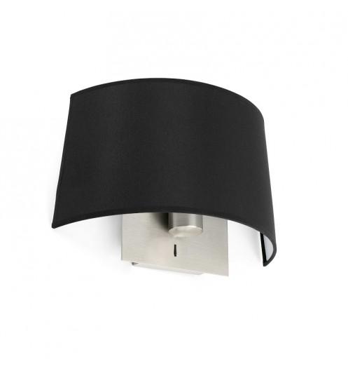 applique murale noire originale tous les luminaire chic faro sur d co et saveurs. Black Bedroom Furniture Sets. Home Design Ideas