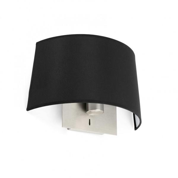 applique murale noire originale tous les luminaire chic. Black Bedroom Furniture Sets. Home Design Ideas