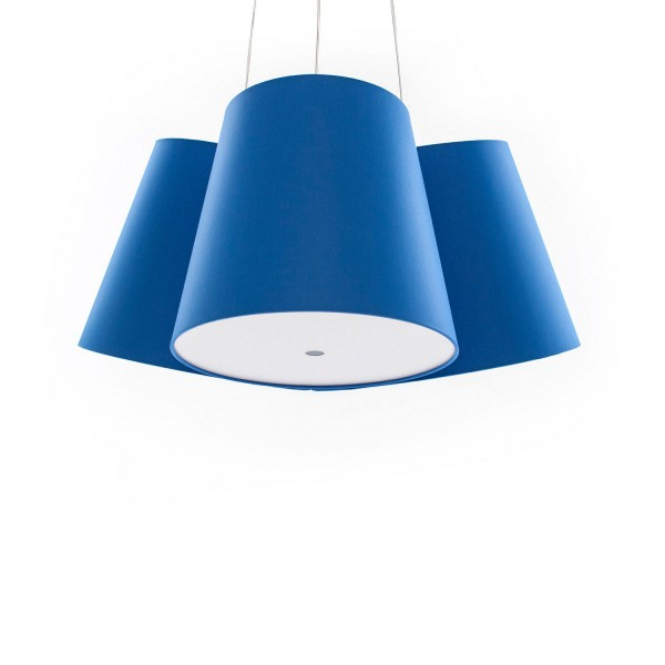 Luminaire suspendre design et moderne lustre for Luminaire triple suspension