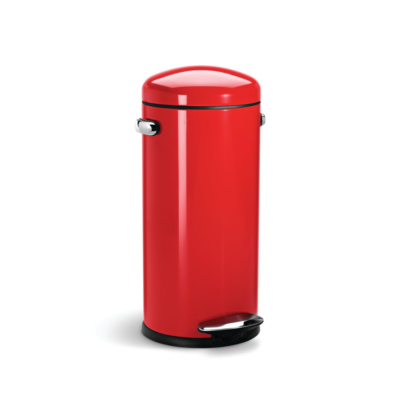 Simple human des poubelles design et intelligentes - Poubelle cuisine 50l design ...