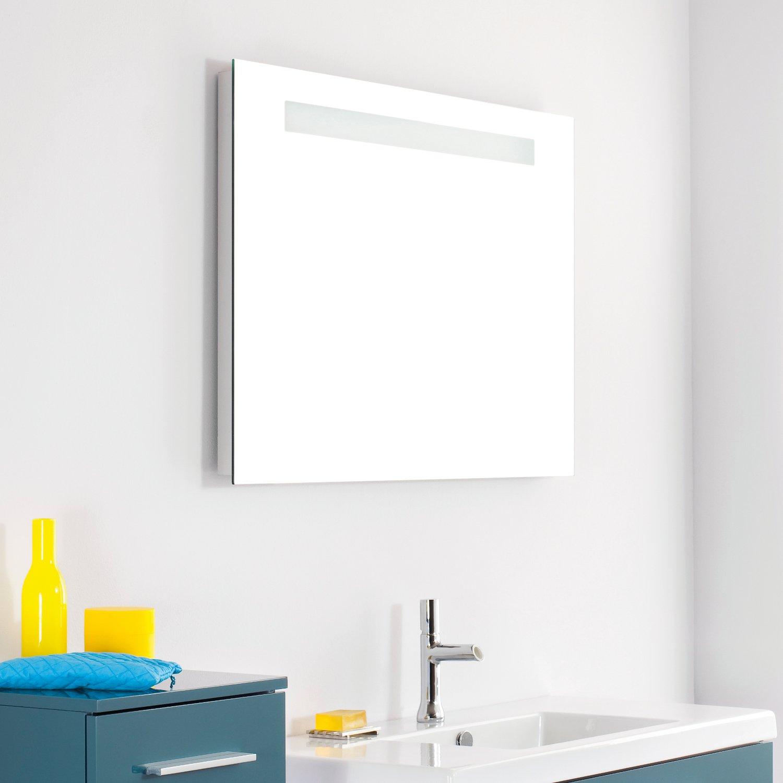 Miroir salle de bain sanijura reflet time d co et saveurs for Le bain et le miroir