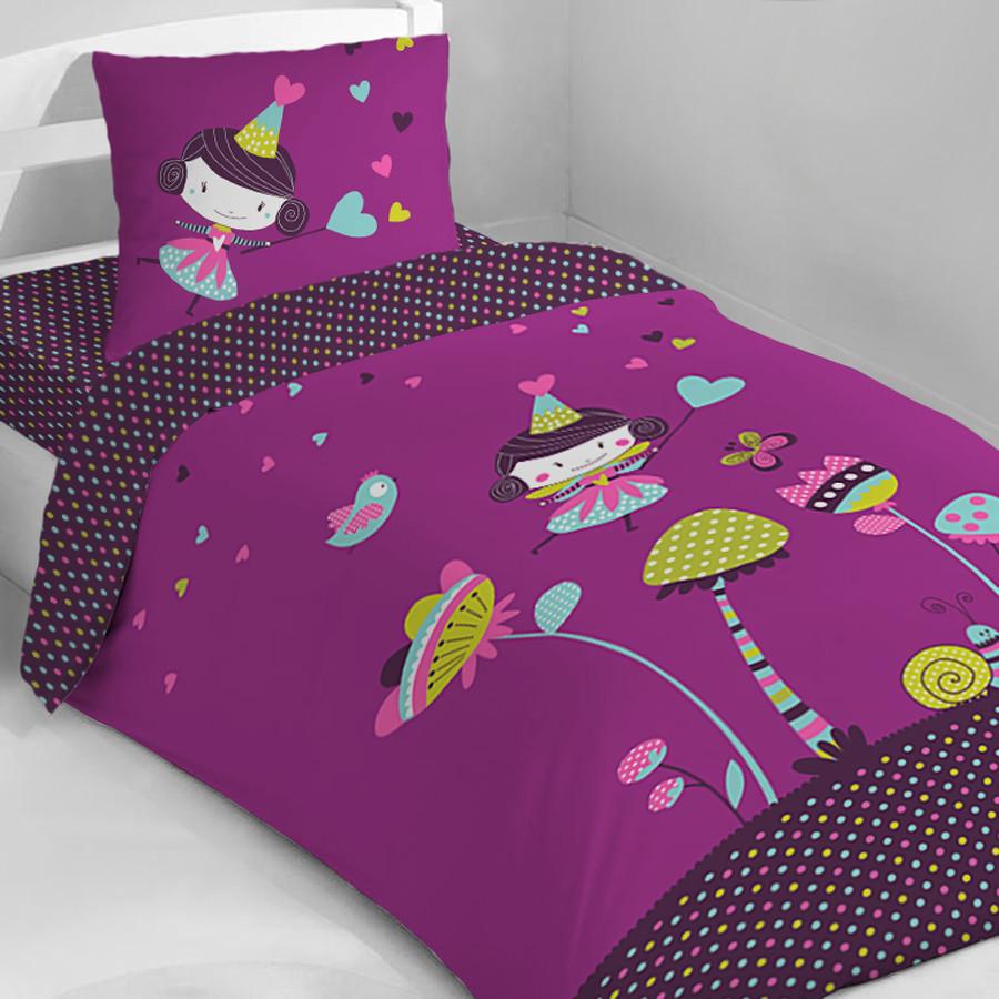 couette enfant 140x200 cool housse de couette enfant x. Black Bedroom Furniture Sets. Home Design Ideas