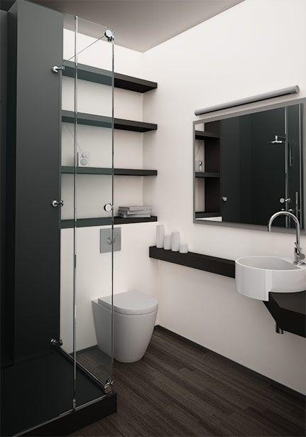 Quand une poubelle d core la salle de bain d co et saveurs - Petite poubelle de salle de bain ...